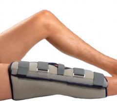 opornica kolena genu immobil