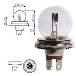 Žarnica 12v r2 45/40w p45t - lucas