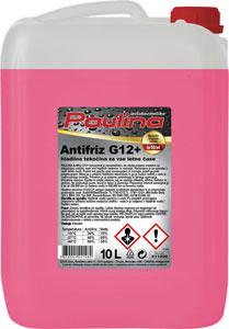 paulina antifriz g12+ koncentrat roza 10l