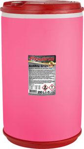 paulina antifriz g12+ koncentrat roza 200l