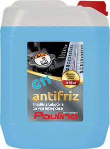 paulina antifriz g11 koncentrat moder 5l