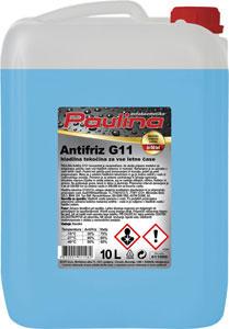 paulina antifriz g11 koncentrat moder 10l