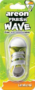 areon osvežilec za avto fresh wave lemon