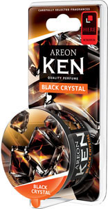 areon osvežilec za avto ken black crystal blister
