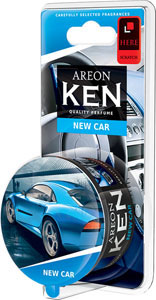 areon osvežilec za avto ken new car blister