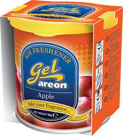 areon osvežilec za avto gel apple