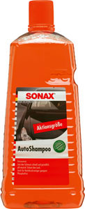 sonax avtošampon 2l