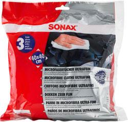 sonax krpe iz mikrovlaken posebno fine 3kos