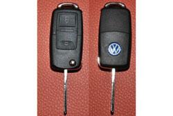 ohišje ključa za seat, Škoda in volkswagen