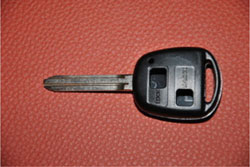 ohišje ključa za toyota