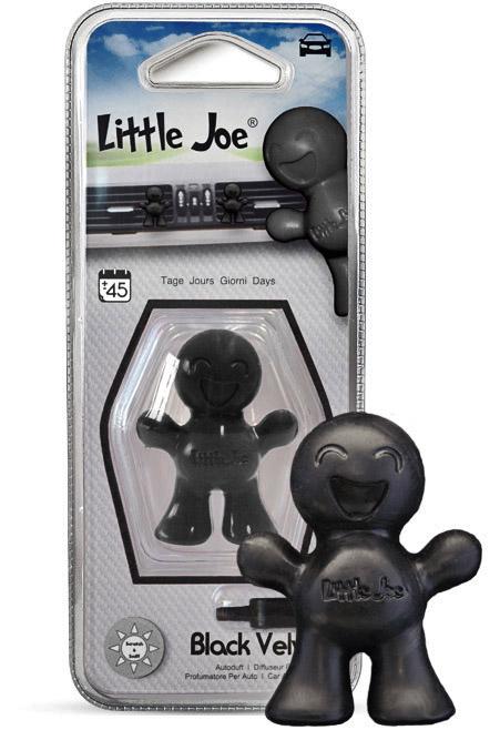 osvežilec, dišava little joe-black velvet