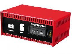 polnilec akumulatorja - absaar, 12v, 6a
