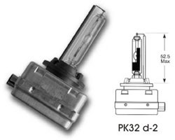 Žarnica d1s  ac 9-16v 35w xenon - lucas