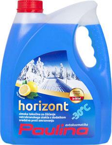 paulina horizont zimska tekočina za vetrobransko steklo -30 limona 3l