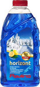 paulina horizont zimska tekočina za vetrobransko steklo -30 limona 1l pet