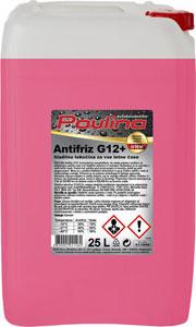 paulina antifriz g12+ koncentrat roza 25l