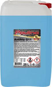 paulina antifriz g11 -38 moder 25l