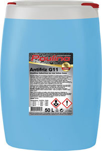 paulina antifriz g11 koncentrat moder 50l