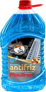paulina antifriz g11 koncentrat moder 3l pet
