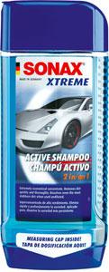 sonax xtreme aktivni šampon 2 v 1 500ml