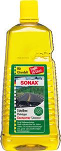 sonax letno čistilo za vetrobransko steklo koncentrat citrona 2l