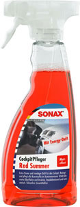 sonax sredstvo za nego armature red summer 500ml