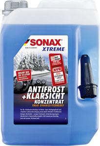 sonax xtreme tekočina za vetrobransko steklo koncentrat 5l