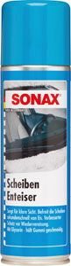 sonax odmrzovalec stekel 300ml