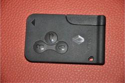 ohišje ključa za renault - ključ