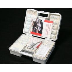 omarica za prvo pomoč - prenosni kovček napolnjen z vsebino - za poslovne prostore